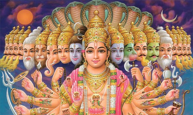 hindu+god