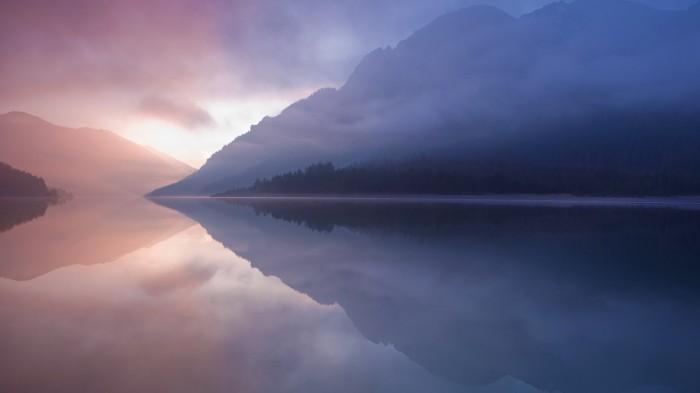 Opening Scene Lake