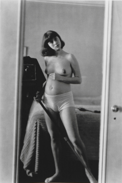 Diane Arbus, Self-Portrait in Mirror, 1945