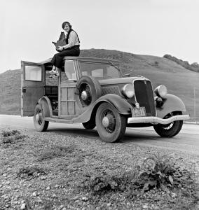 Dorothea Lange, 1936