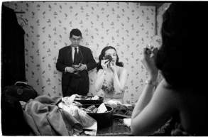 Stanley Kubrick, Selfie in mirror