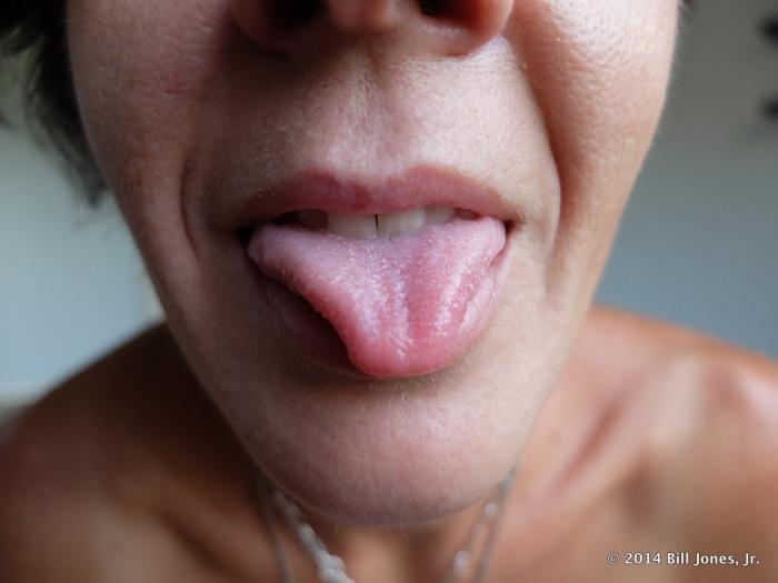 No licks for You!