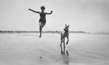 Lartigue Was One Of The First With A Camera Fast Enough To