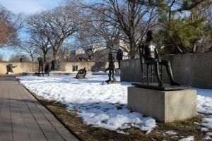 Hischhorn Sculpture Garden