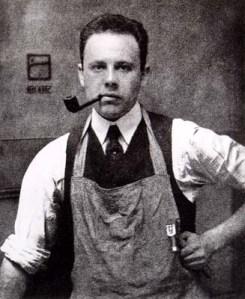 Paul Strand, by Stieglitz