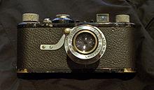 Leica 1, 1930s