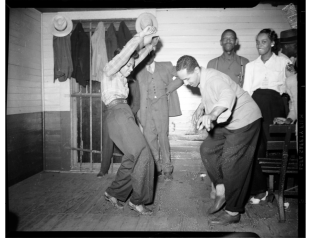 Charles Teenie Harris, Dancing, c. 1938-1945