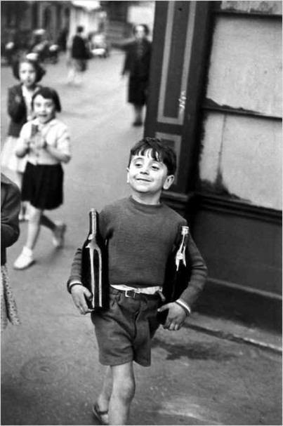 Henri Cartier-Bresson / Magnum Photos, Rue Mouffetard