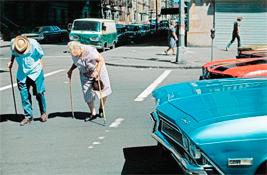 Helen Levitt, 1971-1990