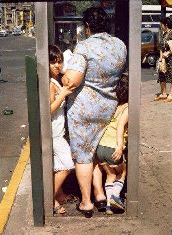 Helen Levitt, 1988