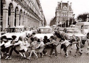 "Doisneau, ""Basio Hotel de Ville"""