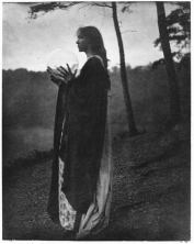 "Clarence Hudson White, ""The Watcher,"" 1906"