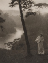 "Clarence Hudson White, ""Morning, (Mrs. Jane White),"" 1908"