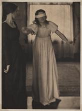 "Clarence Hudson White, ""Blindman's Bluff,"" 1898"