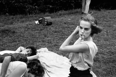 Bruce Davidson, Magnum Photos, Brooklyn Gang, 1959