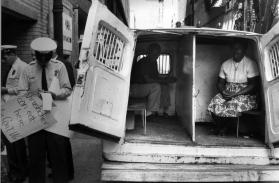 Bruce Davidson, NYC, 1962