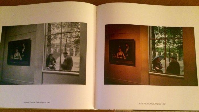 Joel Meyerowitz, Jeu de Paume, Paris, France, 1967