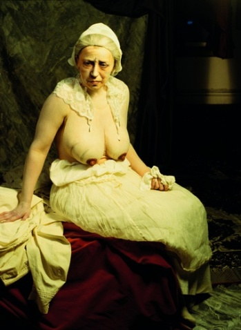 The many selves of Cindy Sherman