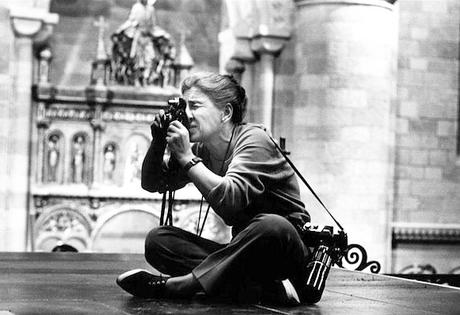 Eve Arnold by Robert Penn