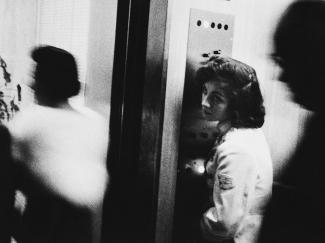 Miami, The Americans, Robert Frank, 1955