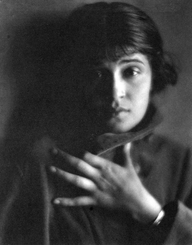 Tina Modotti, by Edward Weston