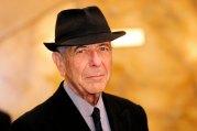 Leonard Cohen, Singer-Songwriter, Poet, 82