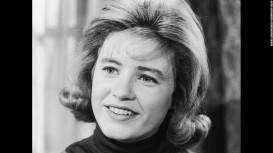 America's sweetheart, a young Patty Duke