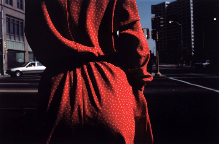 Untitled (Atlanta) 1984, San Francisco Museum of Modern Art © The Estate of Harry Callahan, courtesy Pace/MacGill Gallery, New York