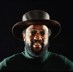 "Billy Paul, as well known for this iconic hat as his single, ""Me and Mrs. Jones,"" 81"