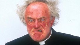 "Father Jack, ""Feck, Tits, Arse!"""