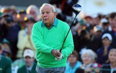 Arnold Palmer, Golfer, drink inspirer, 87