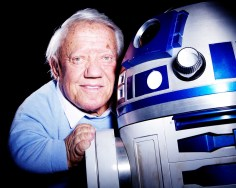 Kenny Baker, Actor, part-time Droid, 81