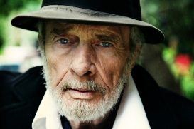 Merle Haggard, Singer, Hillary Clinton supporter, definitely NOT an Okie from Muskogee, 79