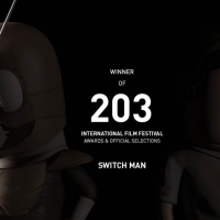 Switch Man #Animation