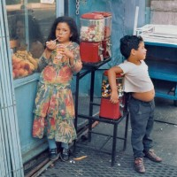Photo of the Day: Helen Levitt, 1971